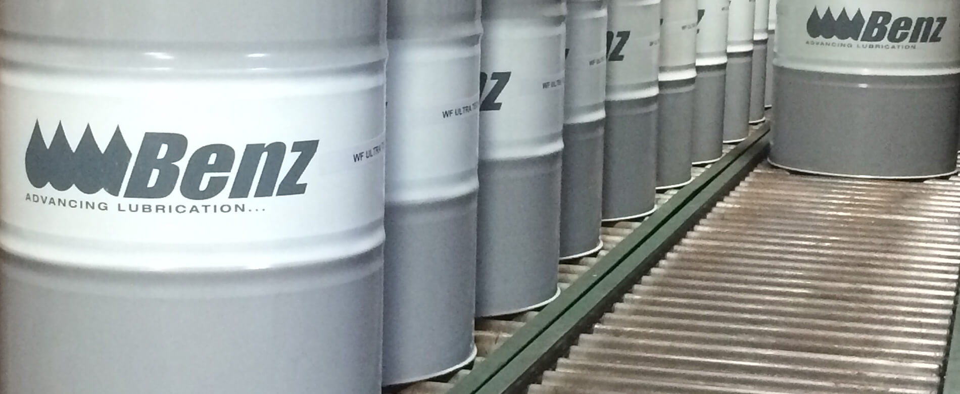 benz oil 55 gallon drums